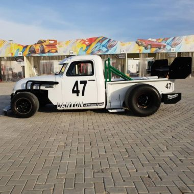 Chevrolet 3100 F1 Truck - DANTON ARTS KUSTOMS - Al-Wathba Custom Show in Abu Dhabi- 00