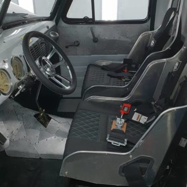 Chevrolet 3100 F1 Truck - DANTON ARTS KUSTOMS - Al-Wathba Custom Show in Abu Dhabi- 002